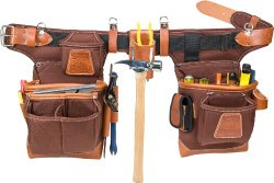 Occidental Leather Adjust to Fit Tool Belt and Pouches
