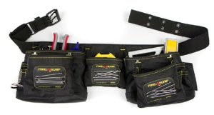 MagnoGrip 12 Pocket Magnetic Carpenters Tool Belt