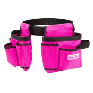 The Original Pink Box Womens Pink Tool Belt