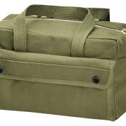 Rothco Mechanics Tool Bag W/ Brass Zipper