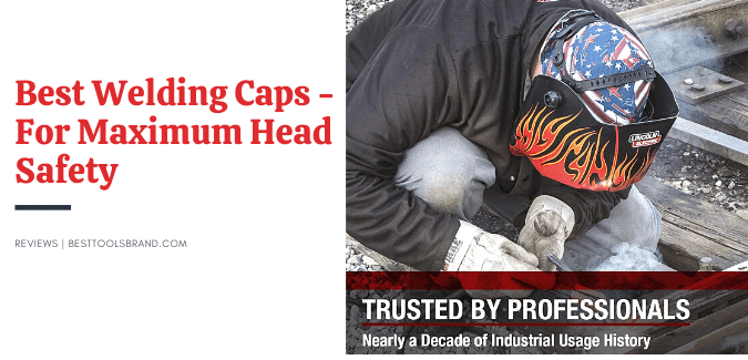 best welding caps