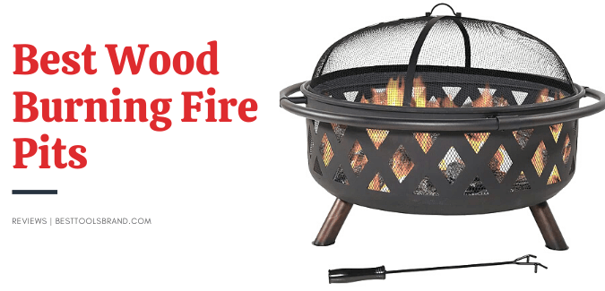Best Wood Burning Fire Pits – Top Rated [Review & Guide]