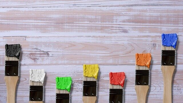 Types of Paint for Woodwork