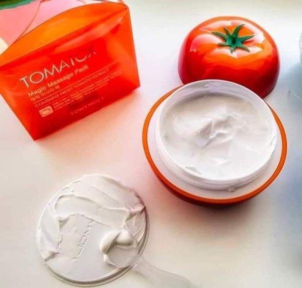 Tomatox magic massage cream