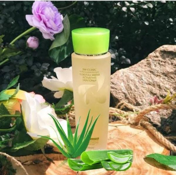 [3W CLINIC] Aloe Full Water Activating Skin Toner