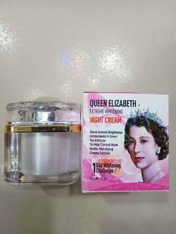 Queen Elizabeth Night Cream
