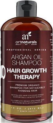 Best Hair Growth Shampoo for Women