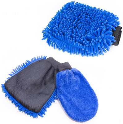 Best Car Wash Mitts