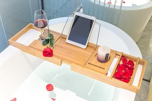Best Bathtub Trays In 2019 Reviews