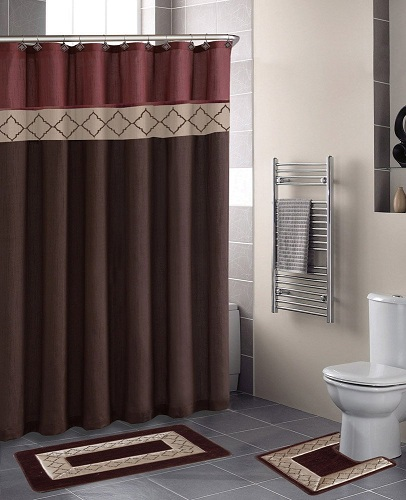 Best Shower Curtain Sets Reviews