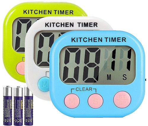 Top 10 Best Kitchen Timers You Should Have One At Home ...