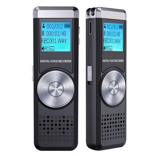 Top Best Portable Digital Voice Recorders Reviews