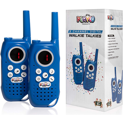 Top 10 Best Walkie Talkies For Kids Selection In 2019
