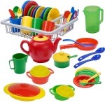 Top 10 Best Dish Play Set For Kids Reviews