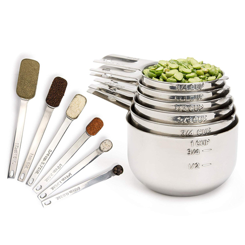 Best Rated Top 10 Best Measuring Cups Reviews 16