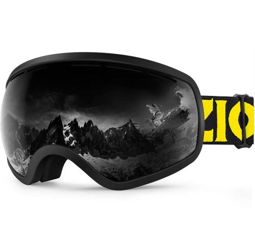Top 10 Best Ski Goggles Reviews 26