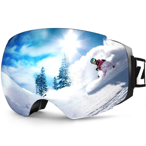 Top 10 Best Ski Goggles Reviews 8