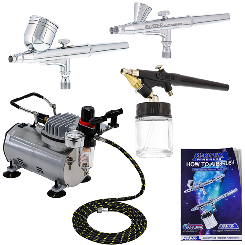 The Top 10 Best Airbrush Kit Reviews 10