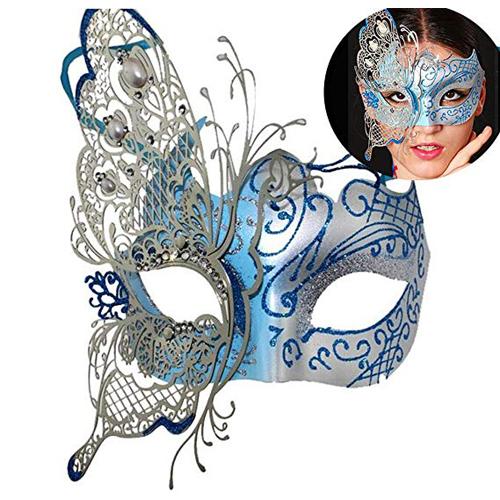 Top 10 Best Masquerade Masks Reviews 25