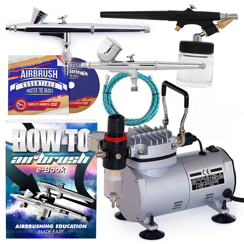The Top 10 Best Airbrush Kit Reviews 13