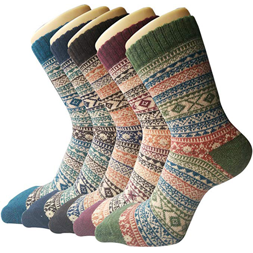 Best Rated Top 10 Best Wool Socks Reviews 28