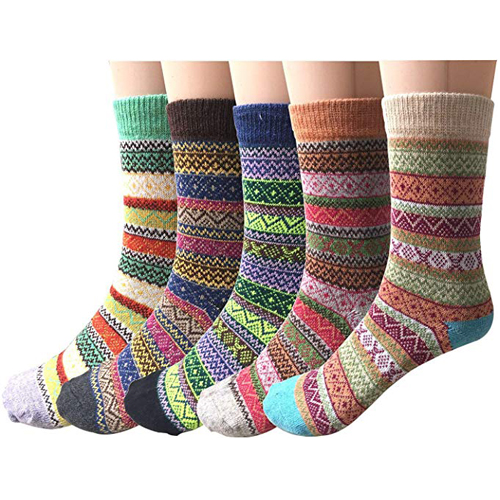 Best Rated Top 10 Best Wool Socks Reviews 22