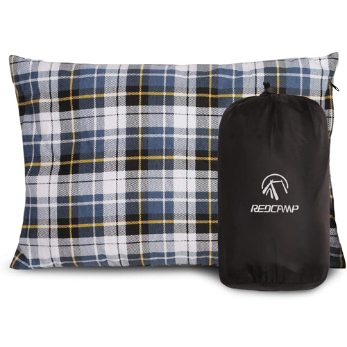 Best Backpacking Pillow For Side Sleepers in 2020 10