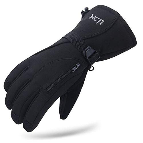 Top 10 Best Ski Gloves Reviews 4