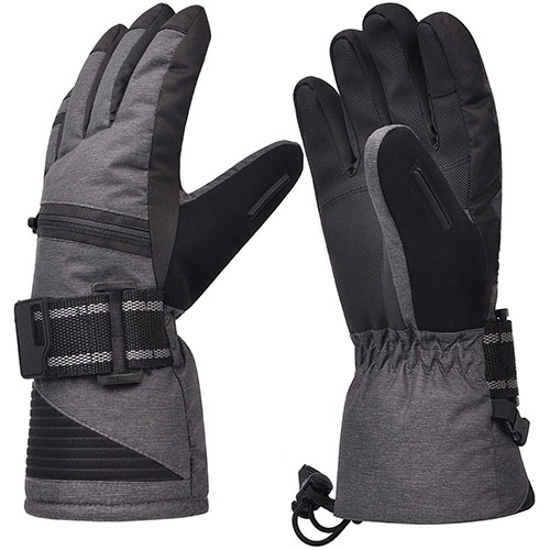 Top 10 Best Ski Gloves Reviews 29