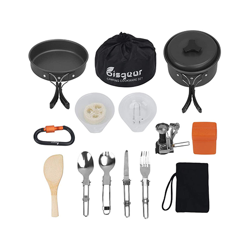 Top 10 Best Camping Cooking Gears​ Reviews 10