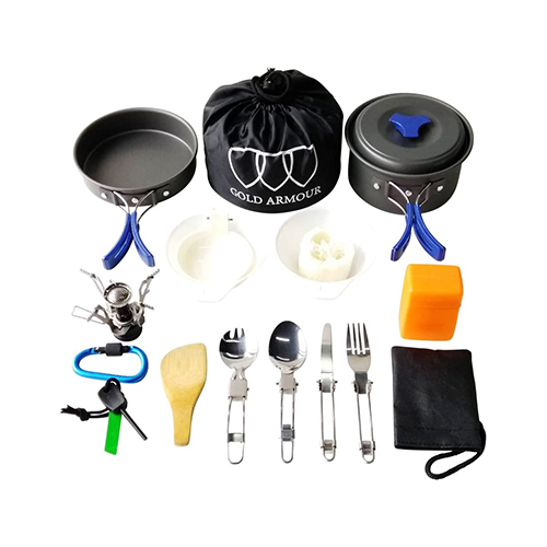 Top 10 Best Camping Cooking Gears​ Reviews 17