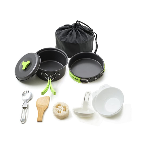 Top 10 Best Camping Cooking Gears​ Reviews 20
