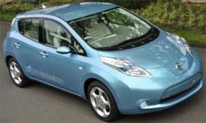 Nissan Leaf