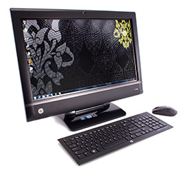 HP TouchSmart 310-1125y