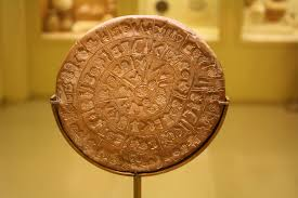Confidential information phaistos disc