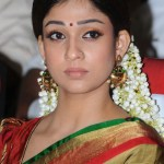 Nayanthara Latest Saree Photos Gallery
