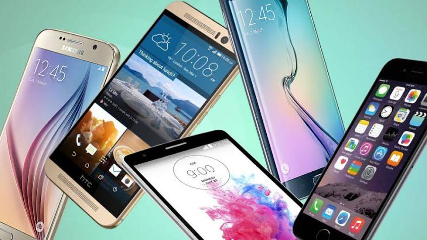 Top 10 Mobiles 2016