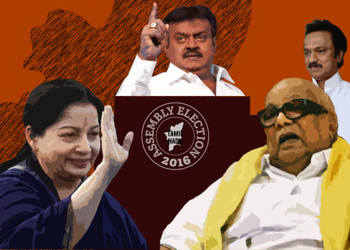Top 10 Political Leaders Lost In TN Election 2016