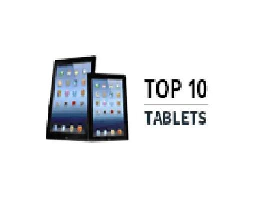 Tablet Top 10