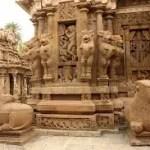Kanchi Kailasanathar Temple, Kanchipuram