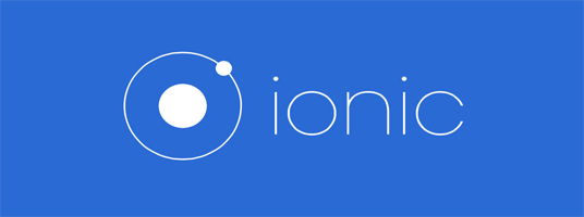 mobile development framework ionic