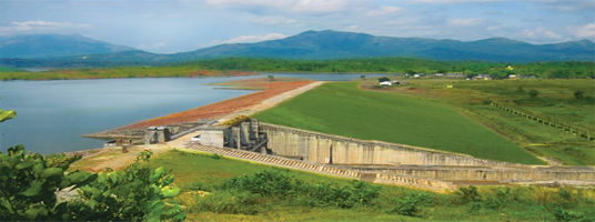 Banasura sagar Dam tourist places in wayanad