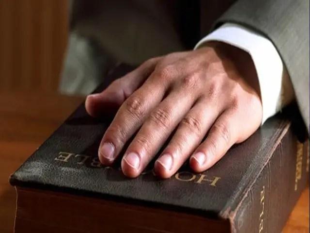 take a oath