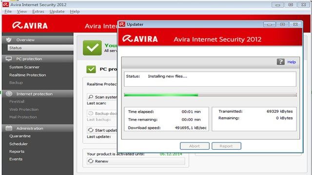 avira antivirus software 2017