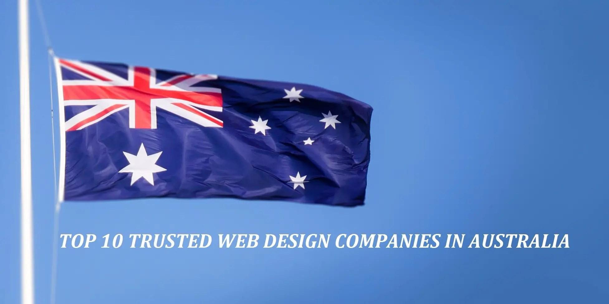 Australia web design companies