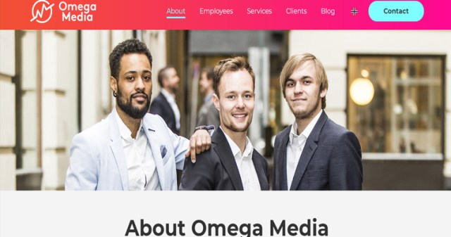 omega media