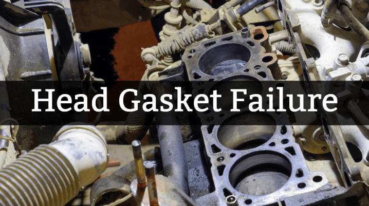 head gasket failure