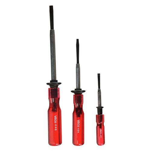 slotted screw holding screwdriver