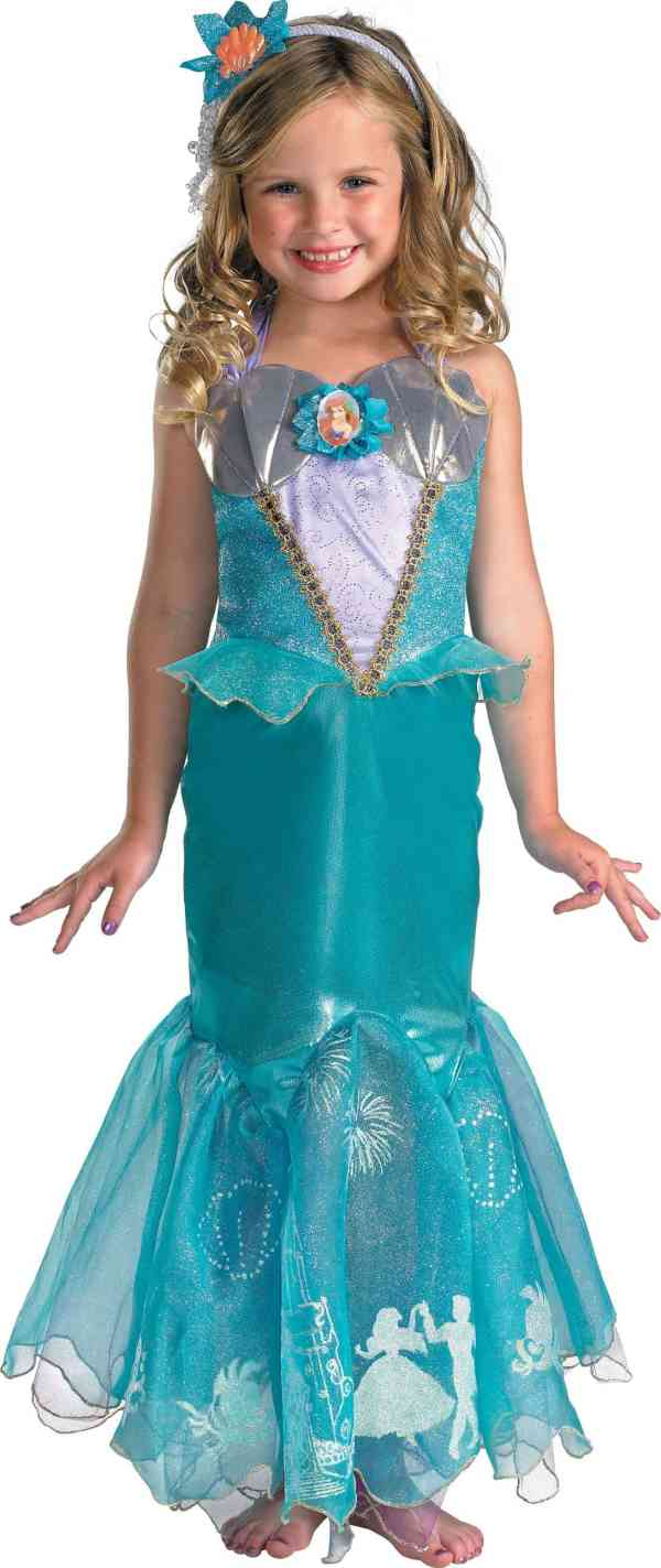 Halloween Zodiac - Pisces Kid Costume Toys 4