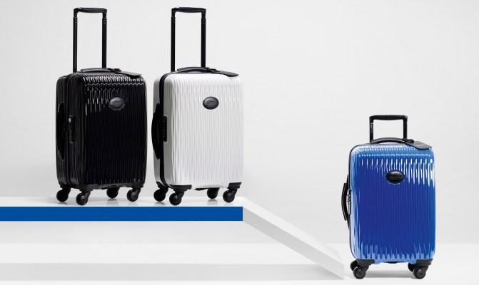 carry on luggage hardside